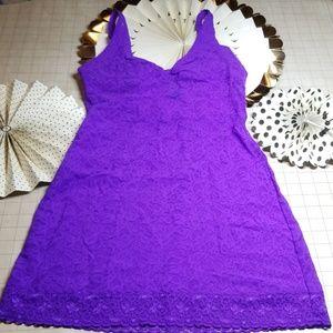 Victoria's Secret Lace Negligee Slip size M